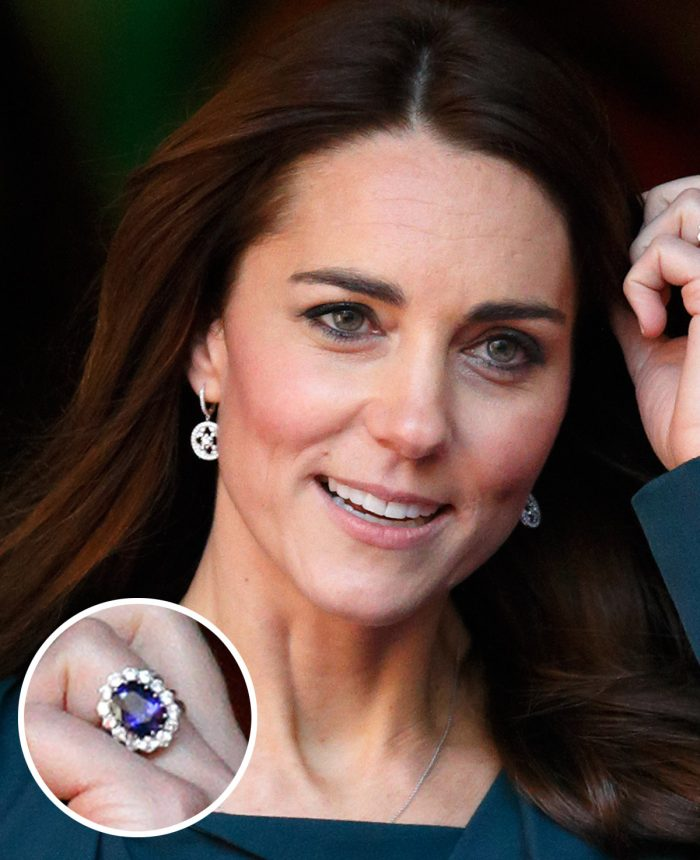 Image 3 of 75 of the Best Celebrity Engagement Rings of All Time