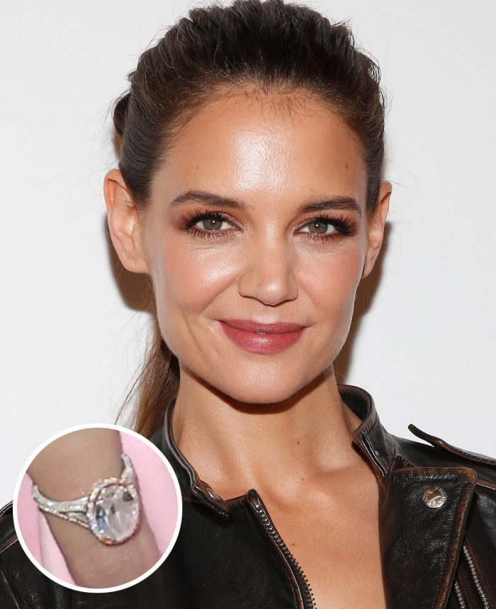 Image 61 of 75 of the Best Celebrity Engagement Rings of All Time