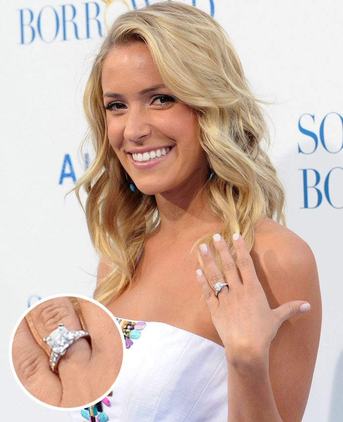 Kristin Cavallari Engagement Ring