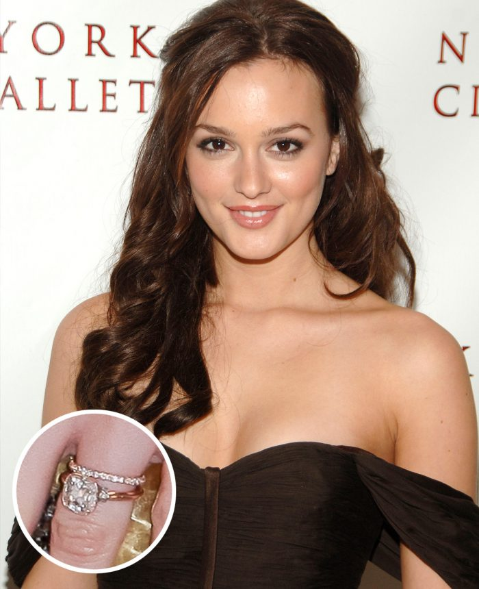 Image 58 of 75 of the Best Celebrity Engagement Rings of All Time