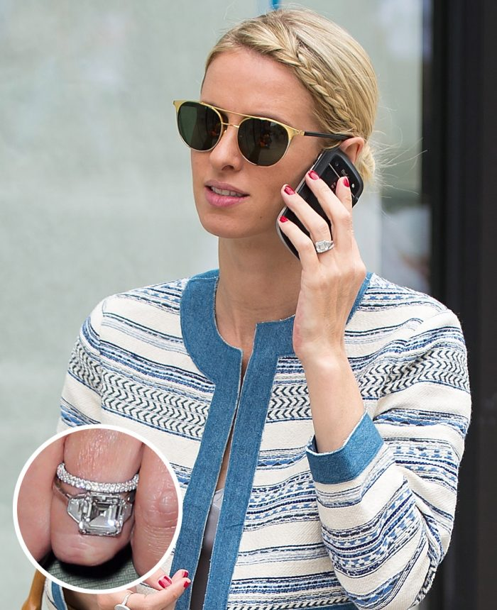 Nicky Hilton Engagement Ring