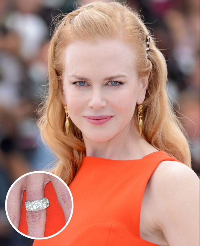 Image 25 of 75 of the Best Celebrity Engagement Rings of All Time