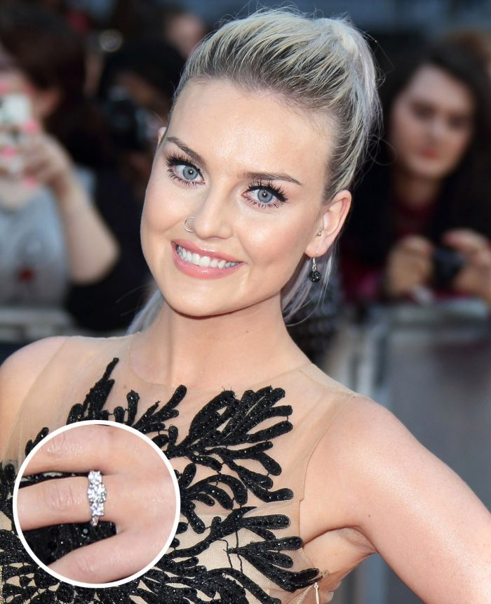 Perrie Edwards Engagement Ring