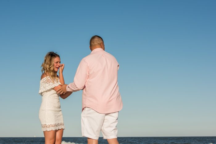 Engagement Proposal Ideas in Holgate, Long Beach Island, NJ