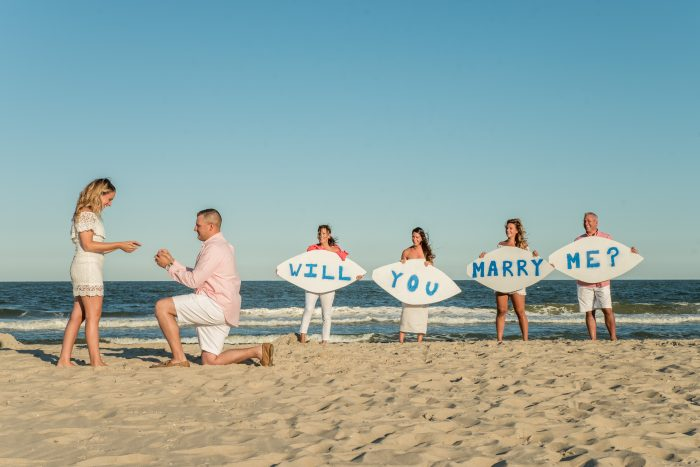Where to Propose in Holgate, Long Beach Island, NJ