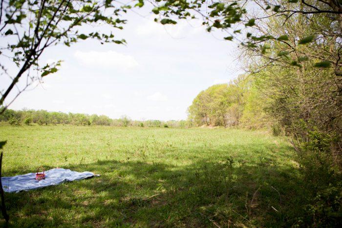 Where to Propose in In a field near his grandparents farm