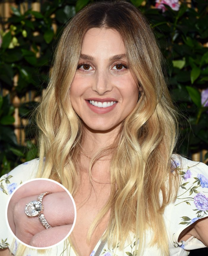 Image 53 of 75 of the Best Celebrity Engagement Rings of All Time