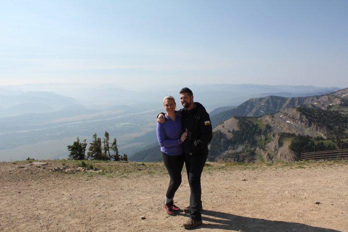 Proposal Ideas Jackson Hole, Wyoming (On top of the Mountain!)
