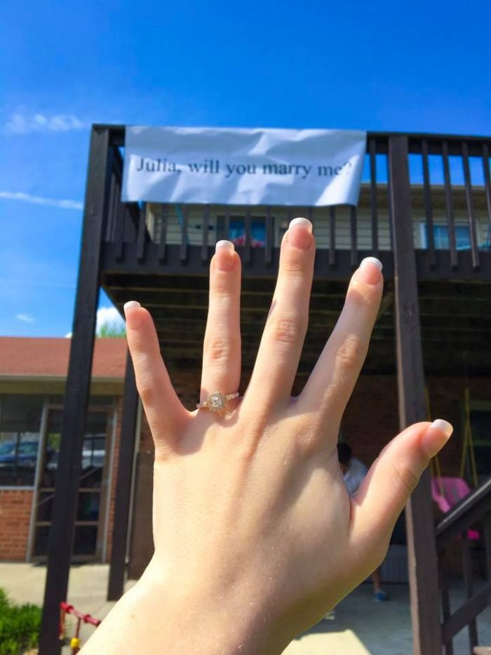 Engagement Proposal Ideas in Lynchburg, VA