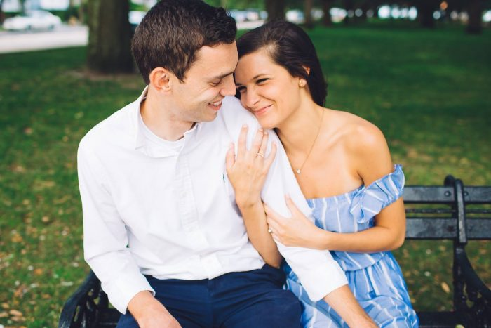 Brittany and Brandon's Engagement in Charleston, South Carolina