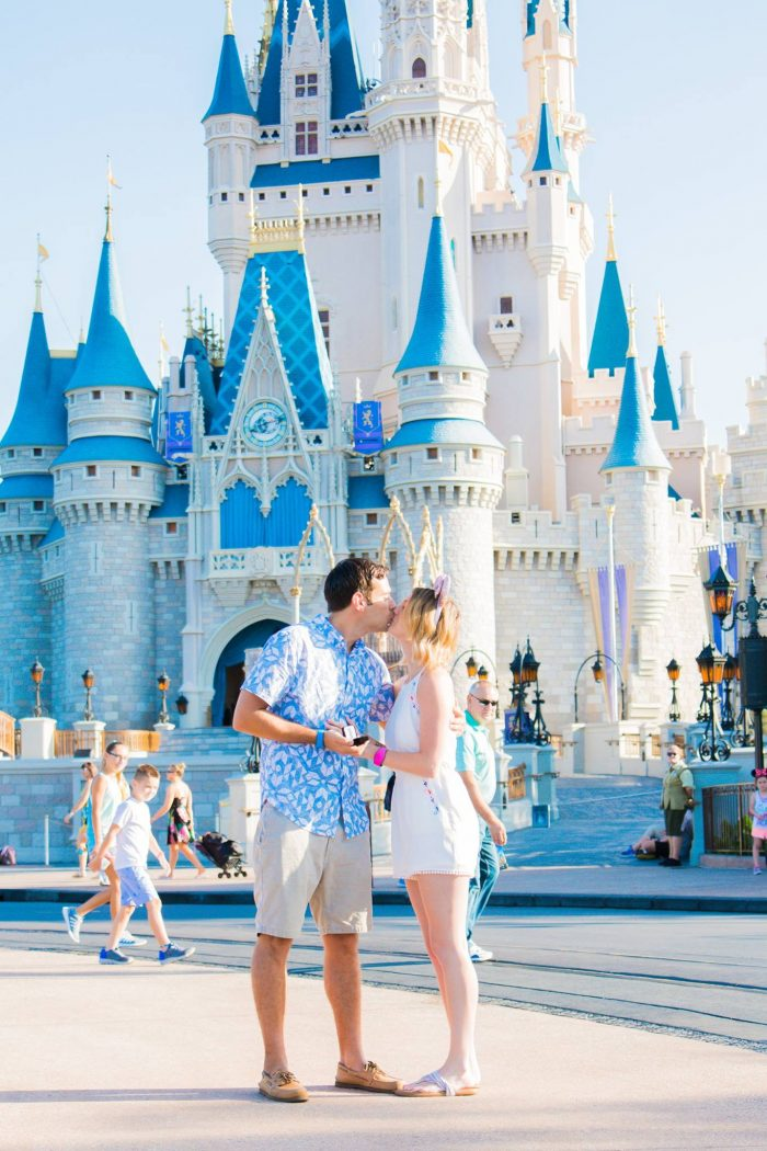 Proposal Ideas Walt Disney World's Magic Kingdom