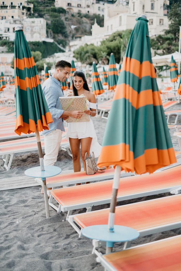 Wedding Proposal Ideas in Positano, Italy