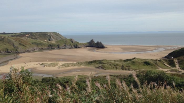 Engagement Proposal Ideas in 3 Cliffs Bay