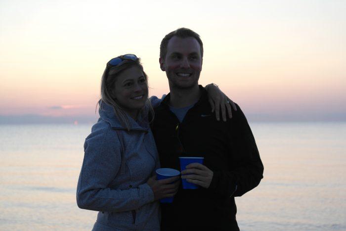 Wedding Proposal Ideas in duck harbor beach, Wellfleet, MA