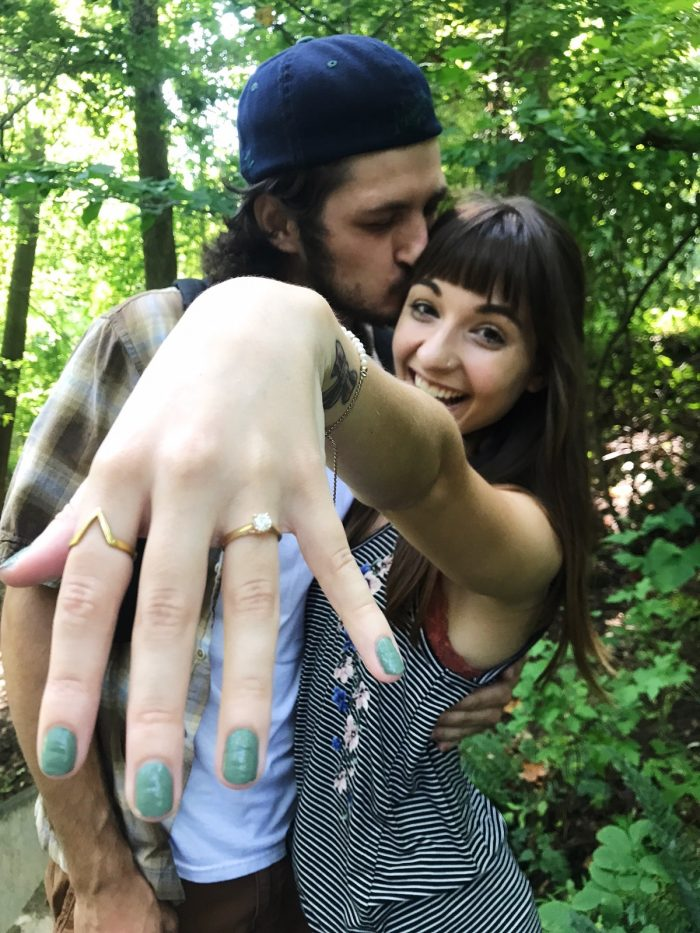 Engagement Proposal Ideas in Ridley Creek State Park
