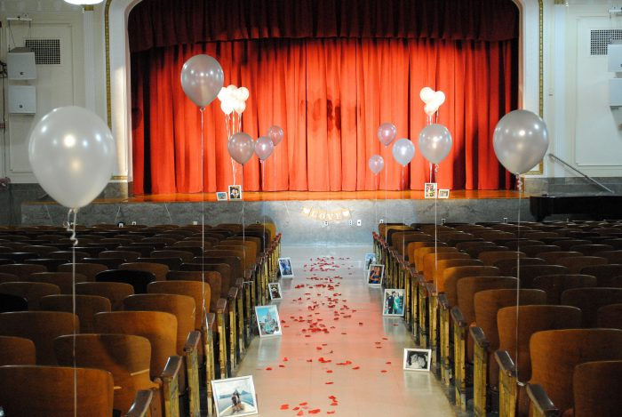 Marriage Proposal Ideas in Staten Island Technical High School