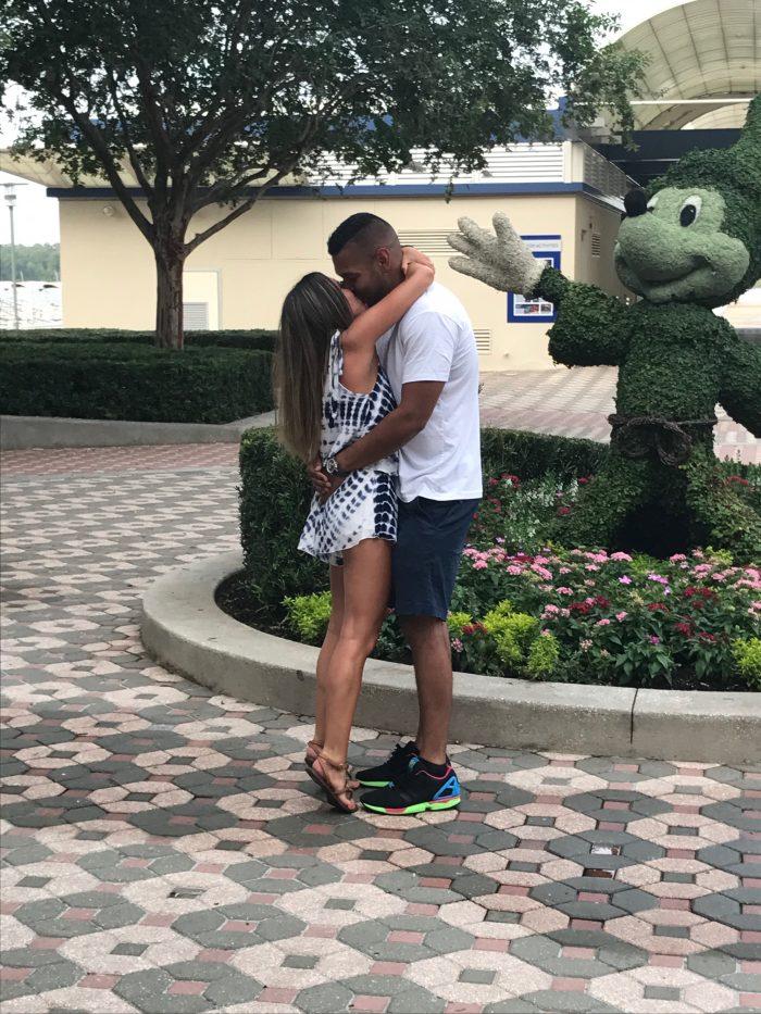 Wedding Proposal Ideas in Walt Disney World-Contemporary Resort