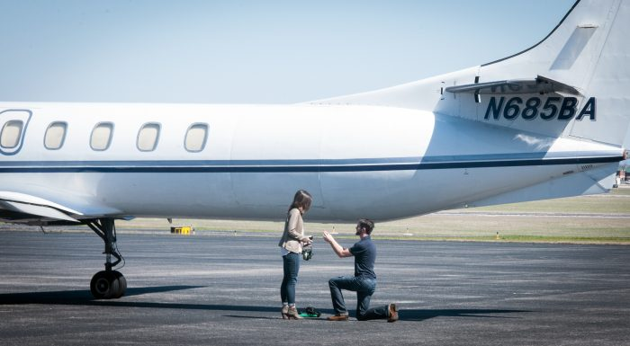 Brittany's Proposal in Nashville, Tn