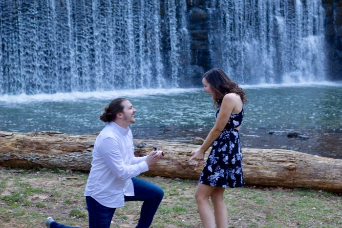Marriage Proposal Ideas in Lynchburg,Va
