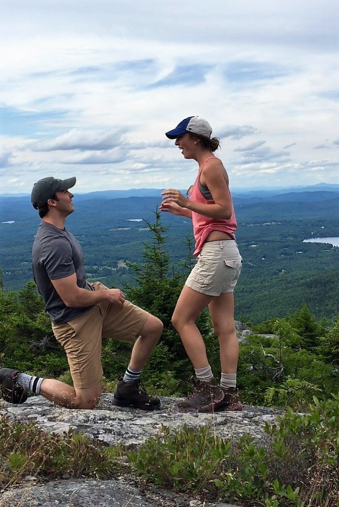 Marriage Proposal Ideas in Jaffrey, New Hampshire