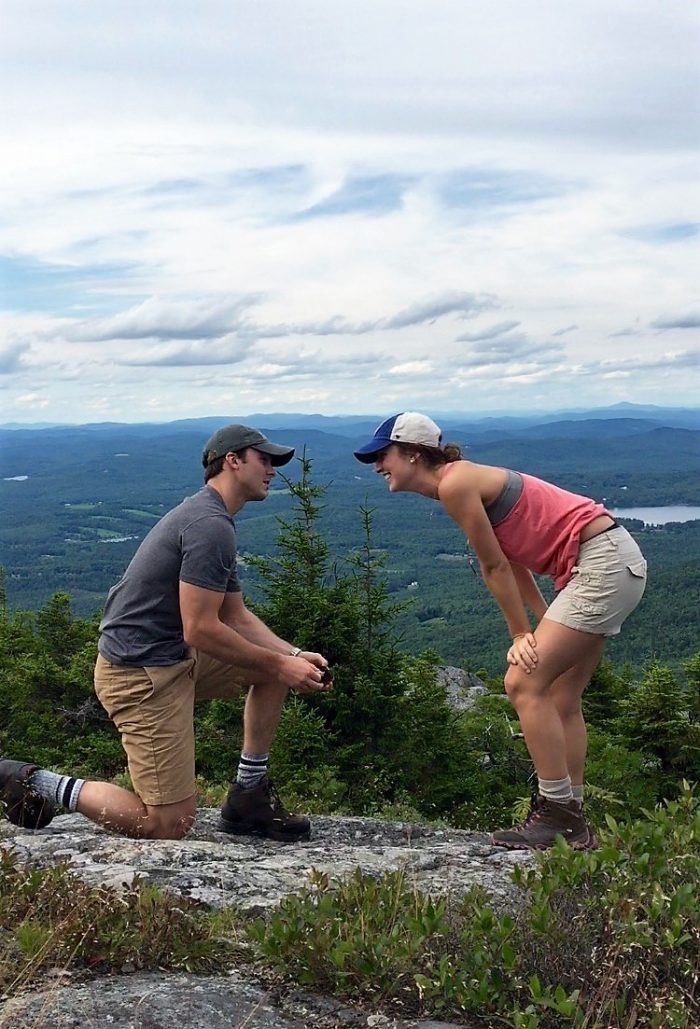 Engagement Proposal Ideas in Jaffrey, New Hampshire