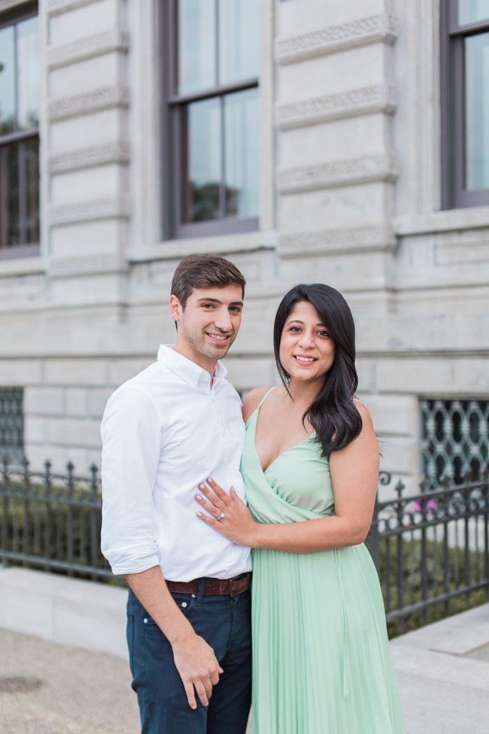 Image 1 of Shivani and Glenn