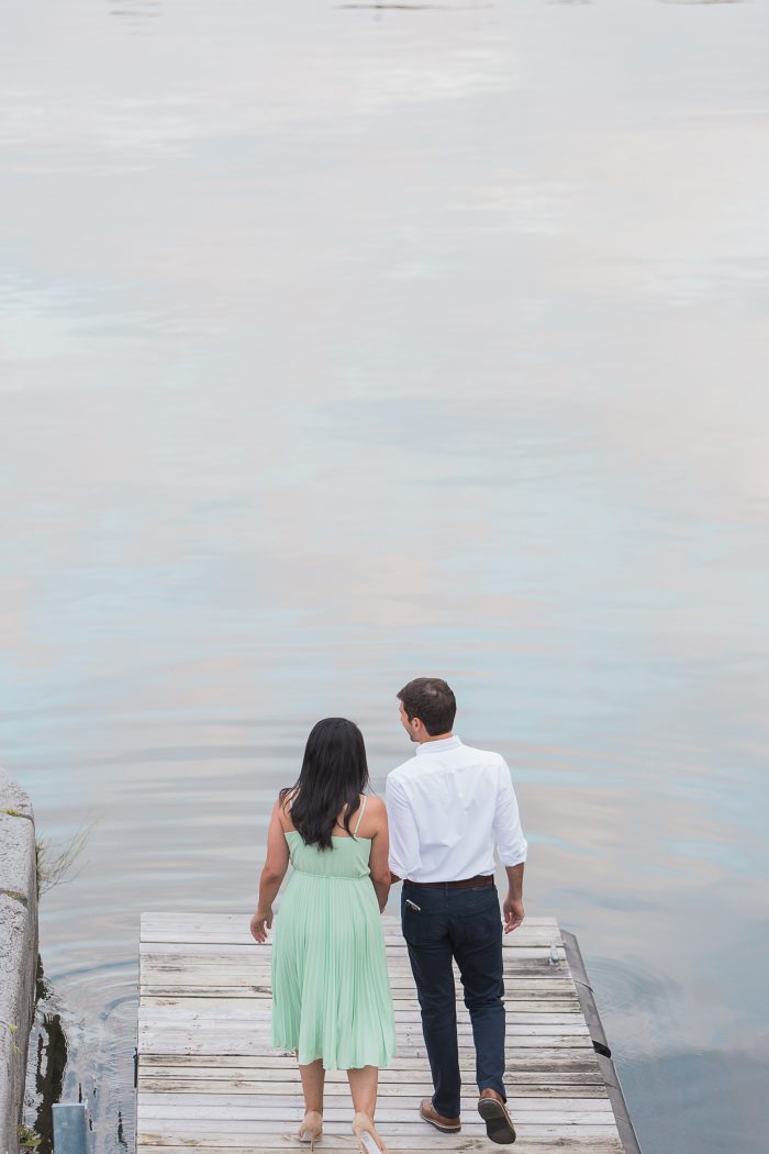 Where to Propose in Montreal Old Port