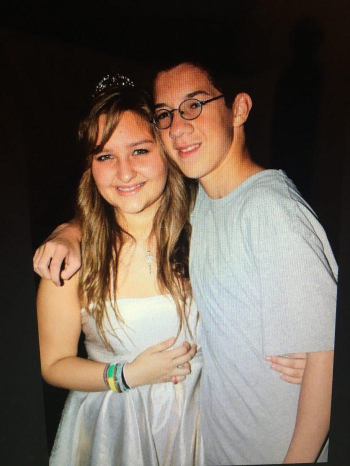 Image 2 of Caroline and Nate