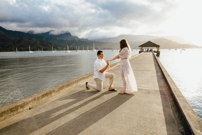 Marriage Proposal Ideas in Kauai