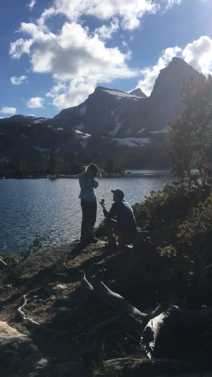 Where to Propose in Rocky Mountains