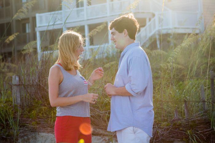 Liz's Proposal in Myrtle Beach, SC