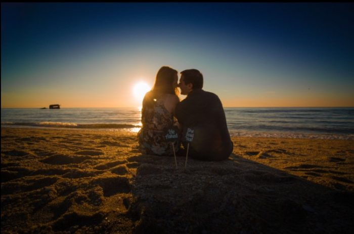 Marriage Proposal Ideas in Sunset Beach, Cape May