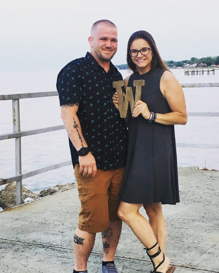Where to Propose in At my Fiance's surprise 30th birthday party