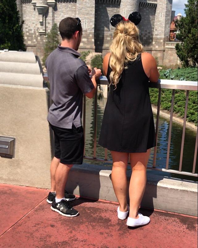 Engagement Proposal Ideas in Magic Kingdom, Walt Disney World