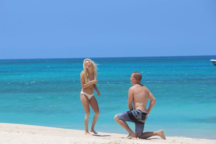 Jenay and Garrett's Engagement in Hawaii