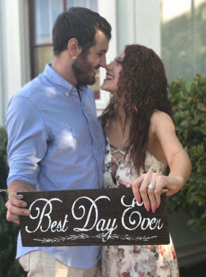 Image 1 of Rachel and Ty