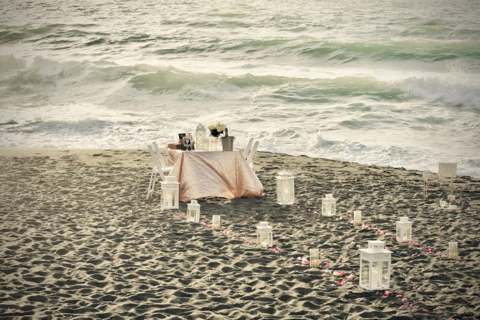 Marriage Proposal Ideas in Pacifica, Ca