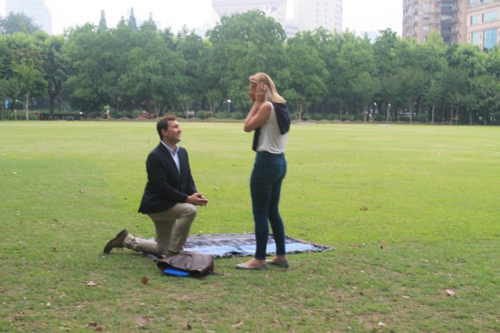 Where to Propose in Shanghai, China