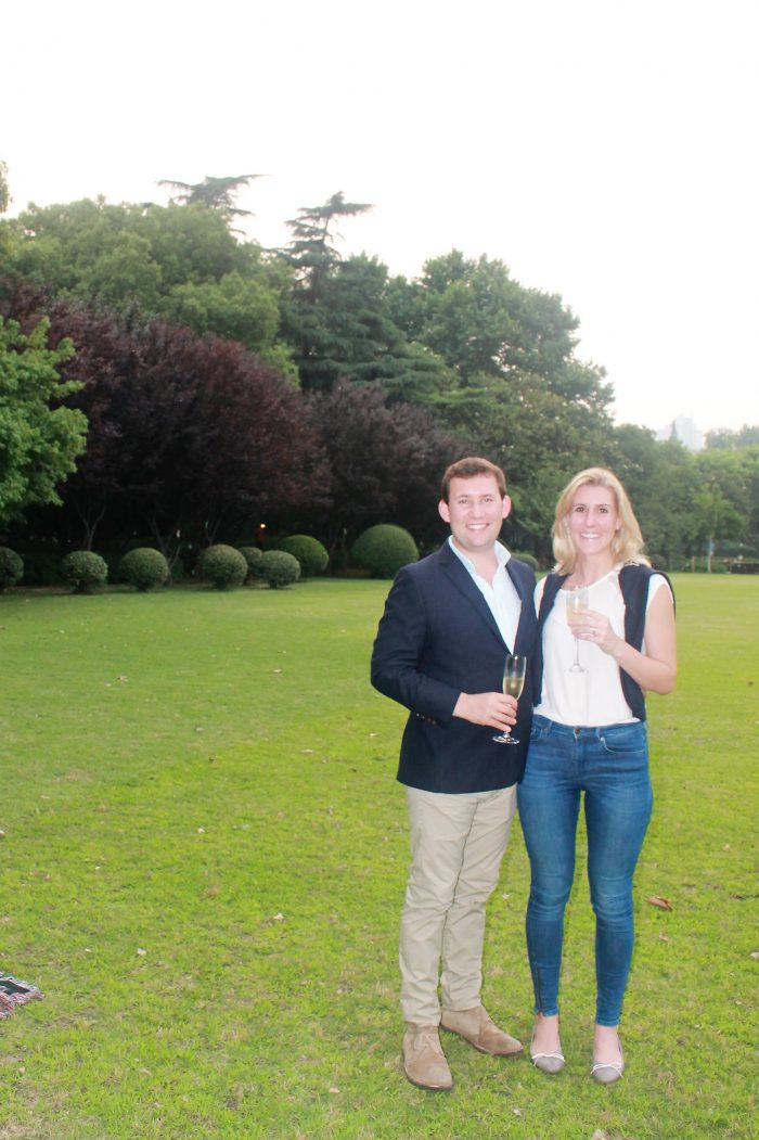 Image 1 of Sam and Kate