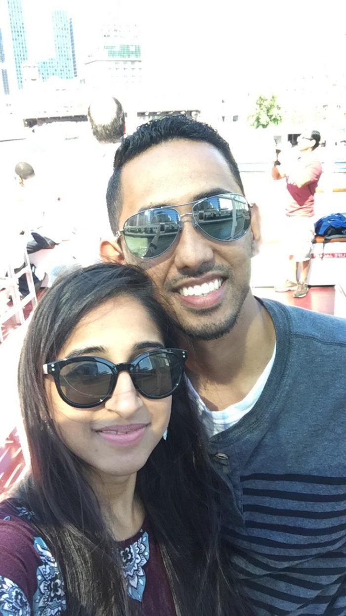 Image 1 of Ameera and Shekar
