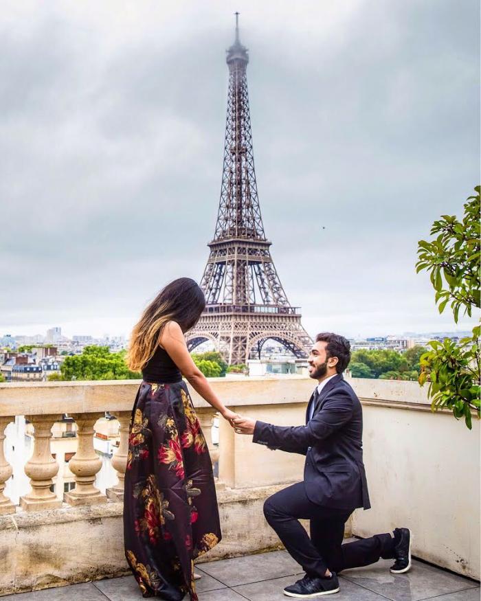 Engagement Proposal Ideas in Paris