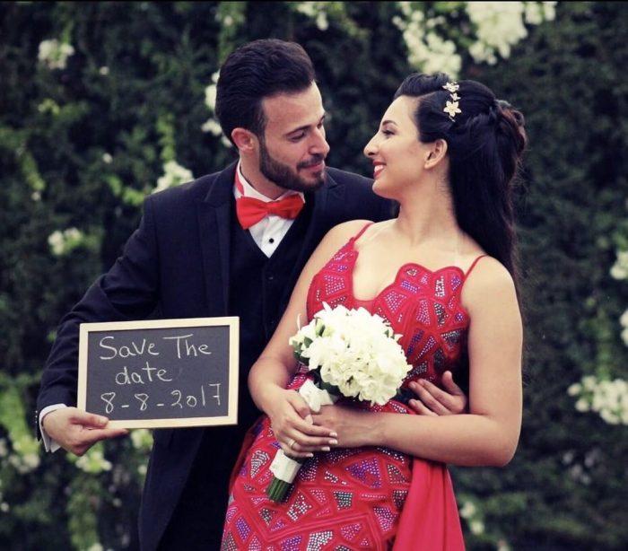 Image 1 of Nour and Karim
