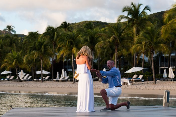 Wedding Proposal Ideas in Antigua