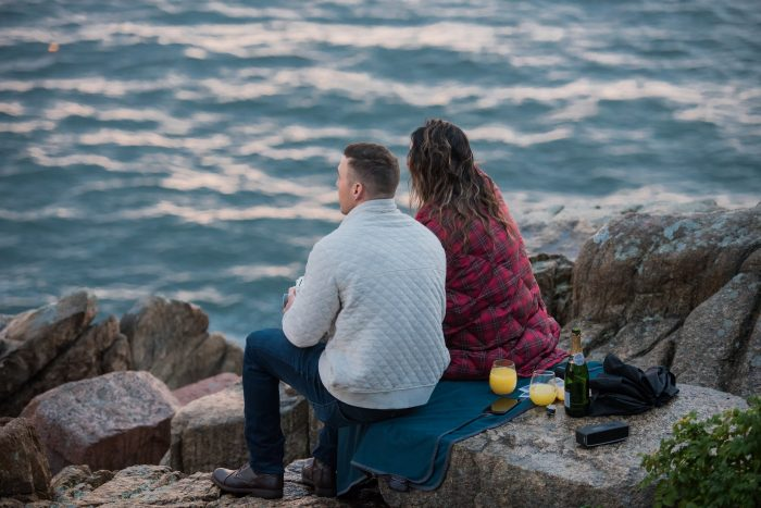 Where to Propose in Bar Harbor, Maine