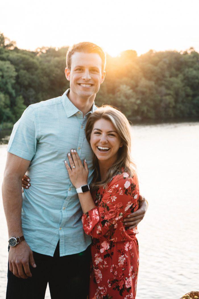 Image 1 of McKenzie and Corey