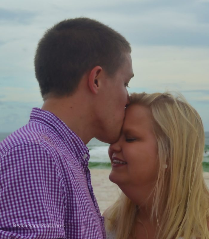 Engagement Proposal Ideas in Panama City Beach Front