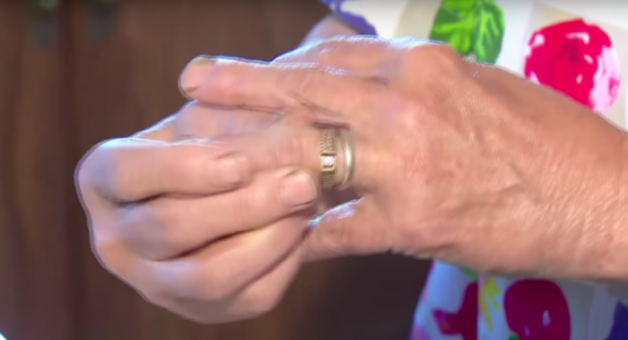 Image 5 of 13 Years Later, Woman Finds Lost Engagement Ring on Carrot