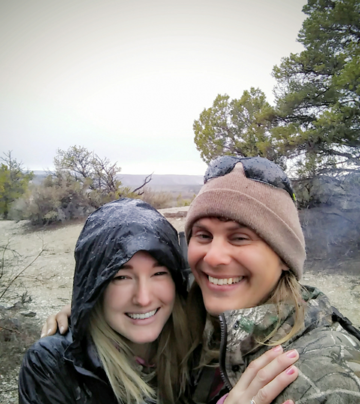Wedding Proposal Ideas in Grand Staircase Escalante