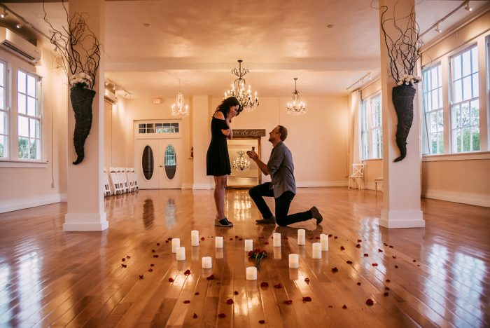 Marriage Proposal Ideas in Banyan Estate