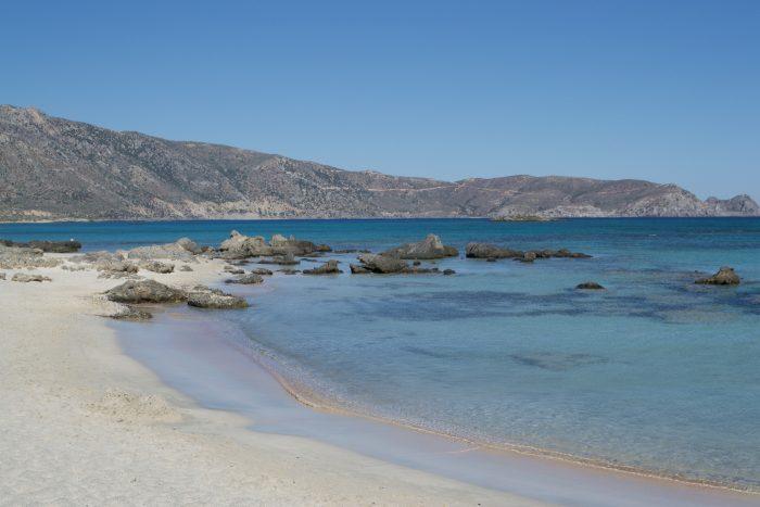 Where to Propose in Elafonisi Beach, Crete Island, Grece